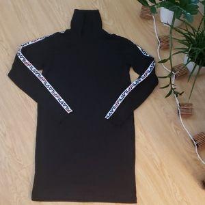 Fila turtleneck mini dress new with tags!